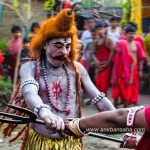 Gajan festival in West Bengal