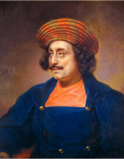Raja Rammohan Roy, Kinred Nations