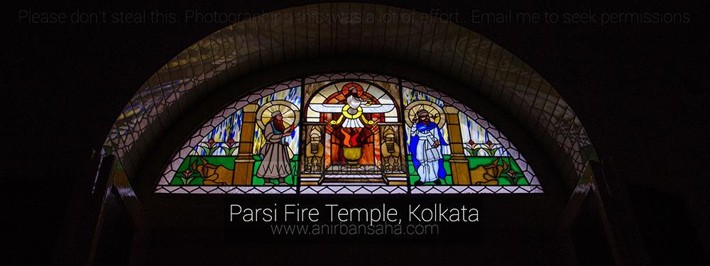 Parsi Temple Kolkata