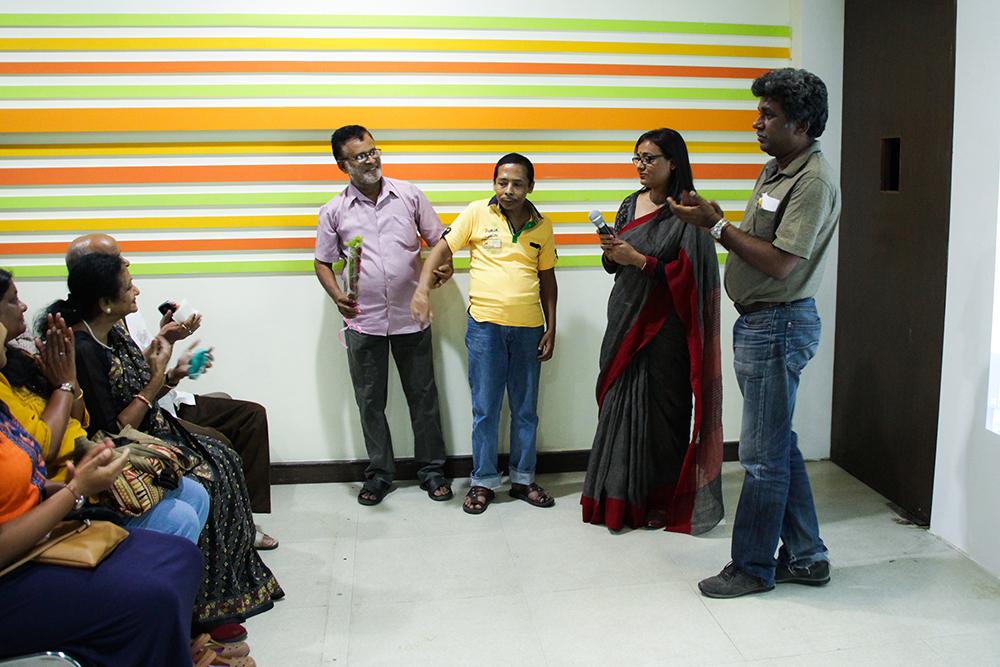Travellers Meet, Jayati Saha