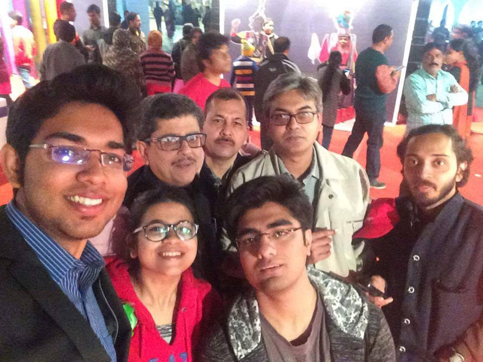 Tridib Chatterjee, Anirban Saha, Arjyak Bhattacharya, Esha Chatterjee