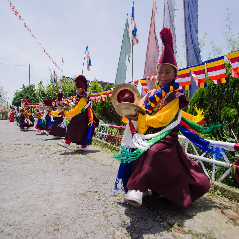 Saga Dawa celebrations, saga dawa