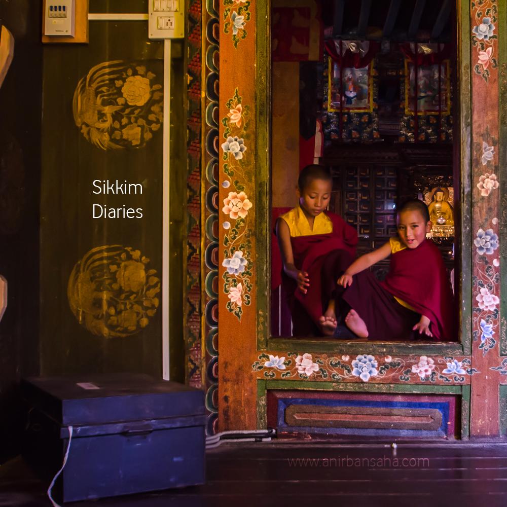 saga dawa, children, monk, monastery