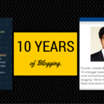 AnirbanSaha.com Turns 6 years old!