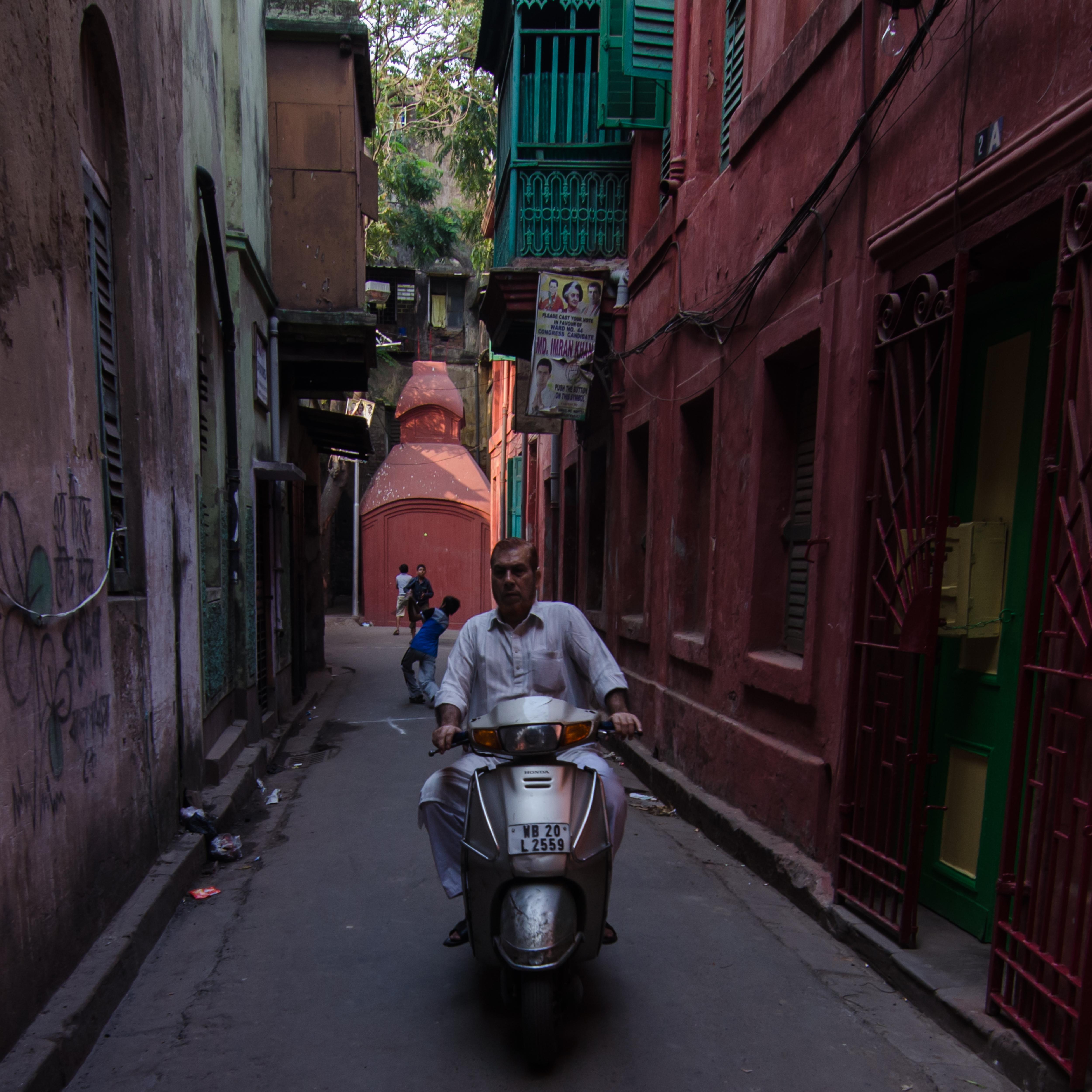 Kolkata street photography