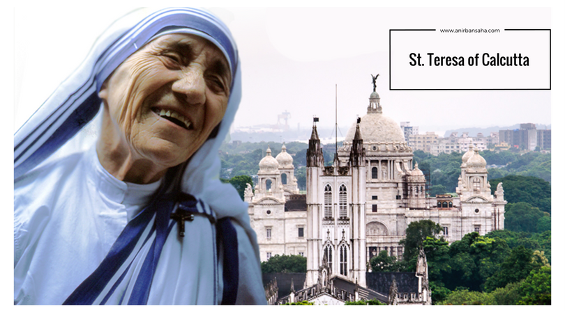 St. Teresa of Calcutta, St. Teresa, Calcutta, places to see in Kolkata, Kolkata Mother Teresa, Mother teresa places to see