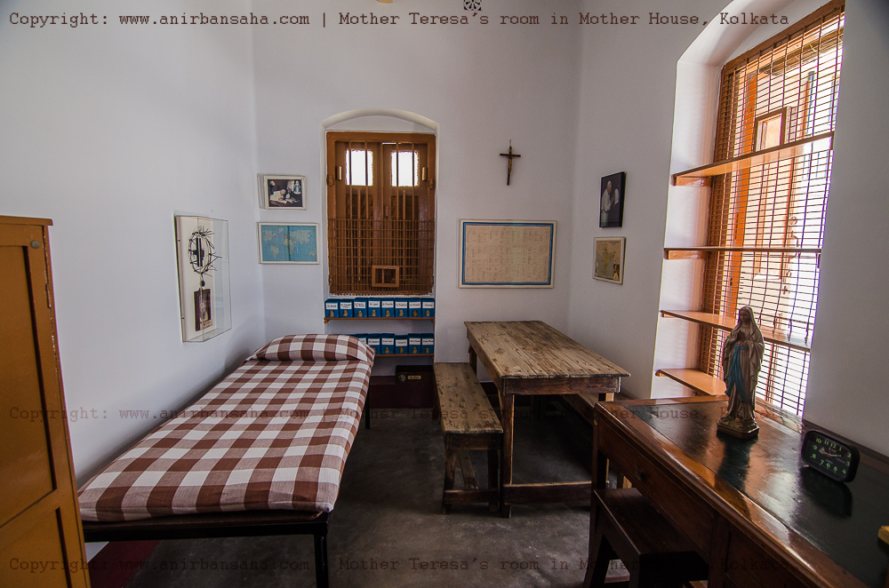 mother teresa room