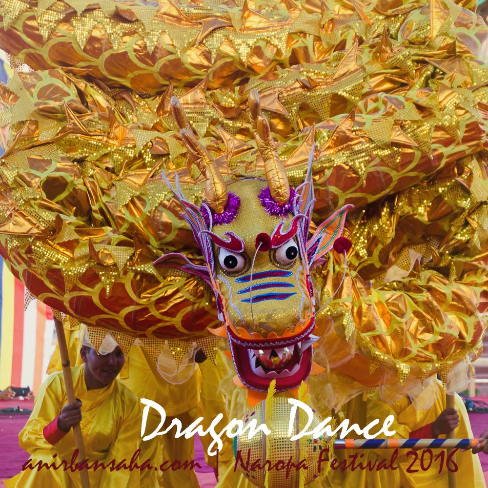 Dragon Dance, Dragon dance naropa festival