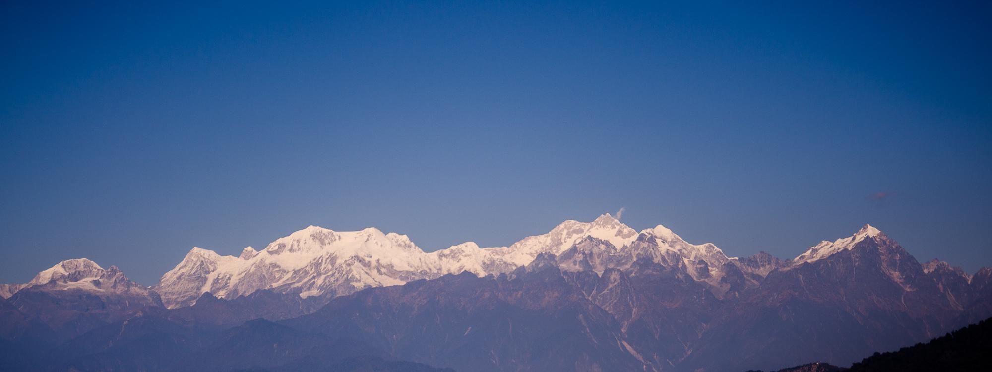 Namchi ropeways, Kanchenjunga