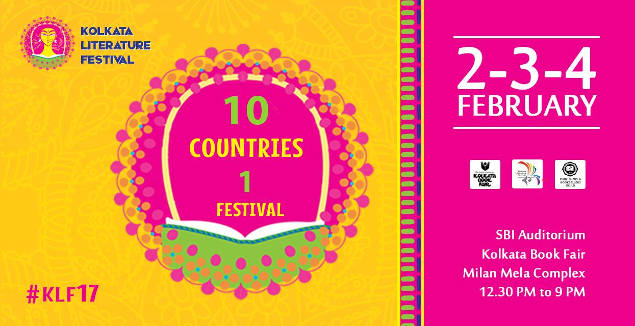 Kolkata Literature Festival 2017, #KLF17