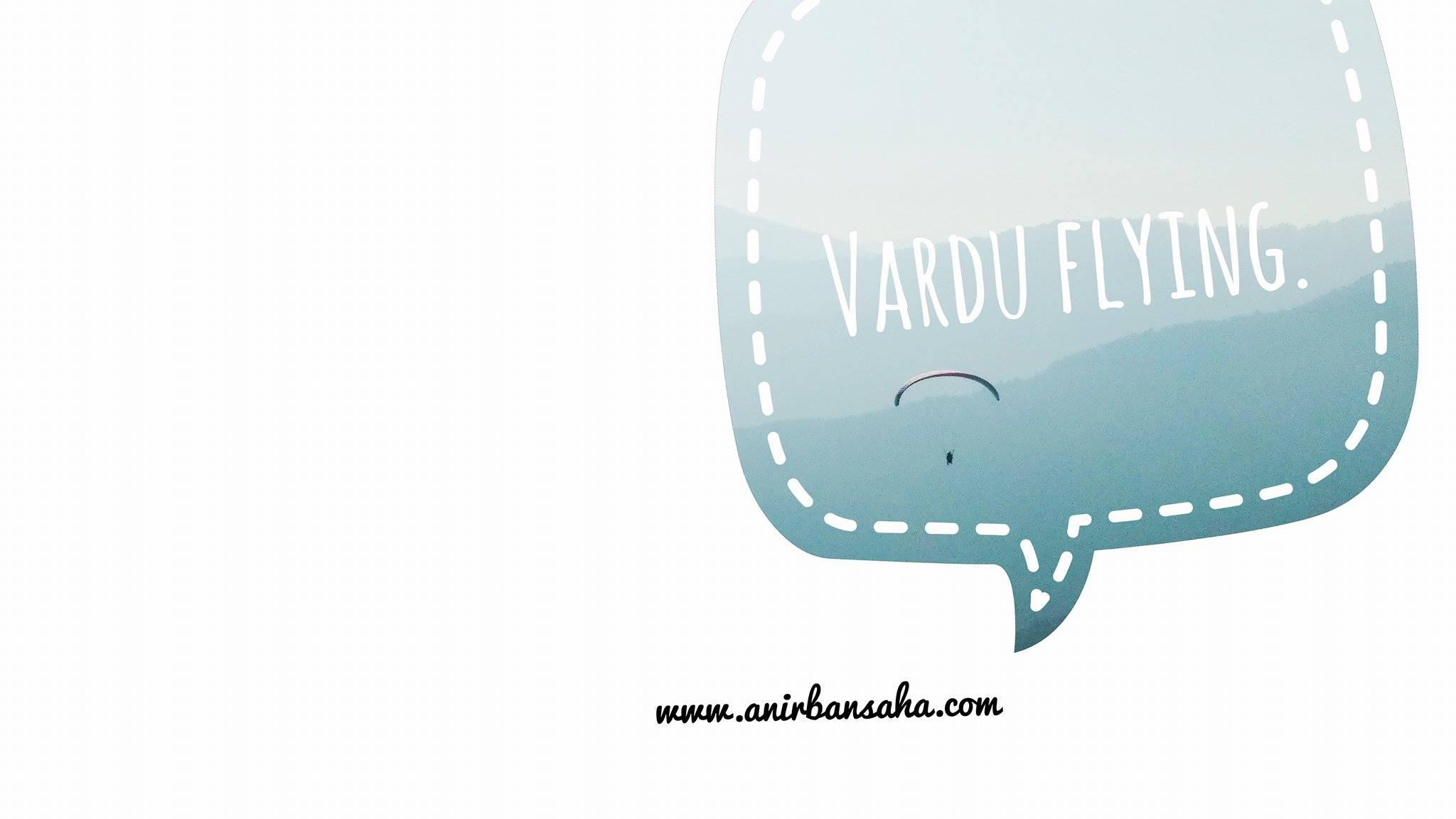 Vardu Flying.