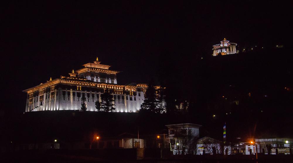 Paro monastery
