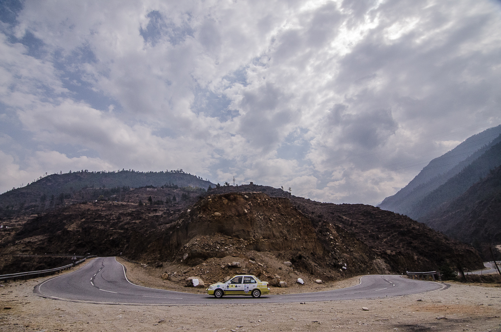 Himalayan Drive 5, Paro Bhutan, Indo Bhutan car rally