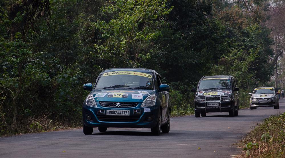 Himalayan Drive 5, Indo Nepal Bhutan car rally, Indian car rallies