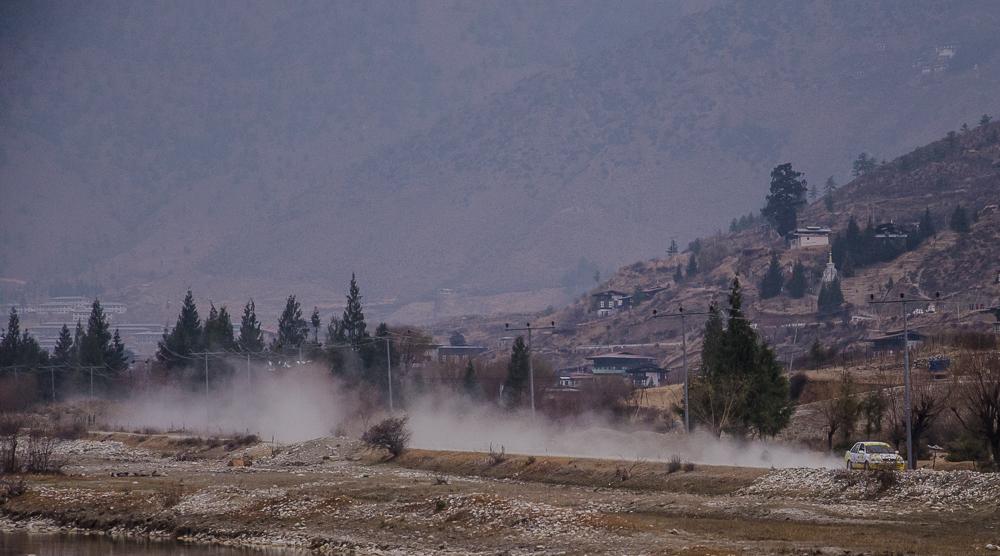 Paro, Bhutan, Himalayan Drive 5