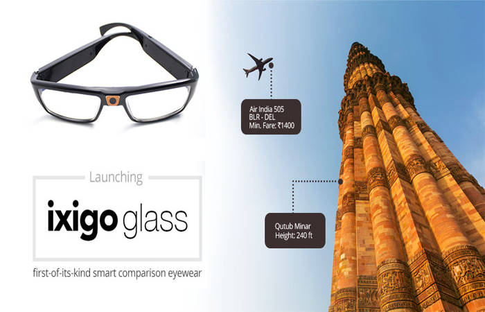 ixigo glass, ixigo glasses