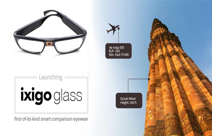 ixigo glass, ixigo glasses