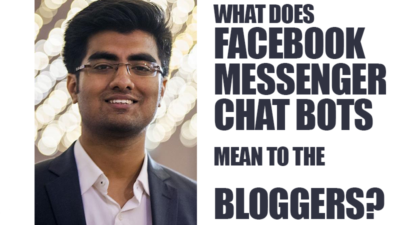 anirban saha facebook messenger bot