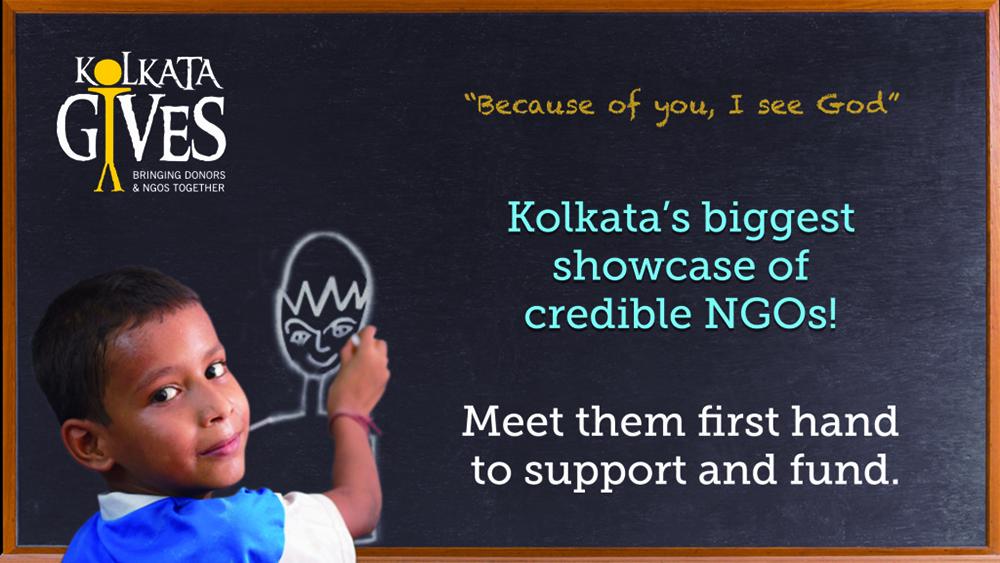 Kolkata Gives