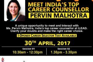 ilead, career, pervin malhotra, kolkata bloggers, kolkata,