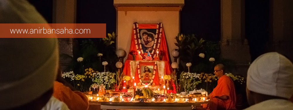 christmas in ramakrishna mission