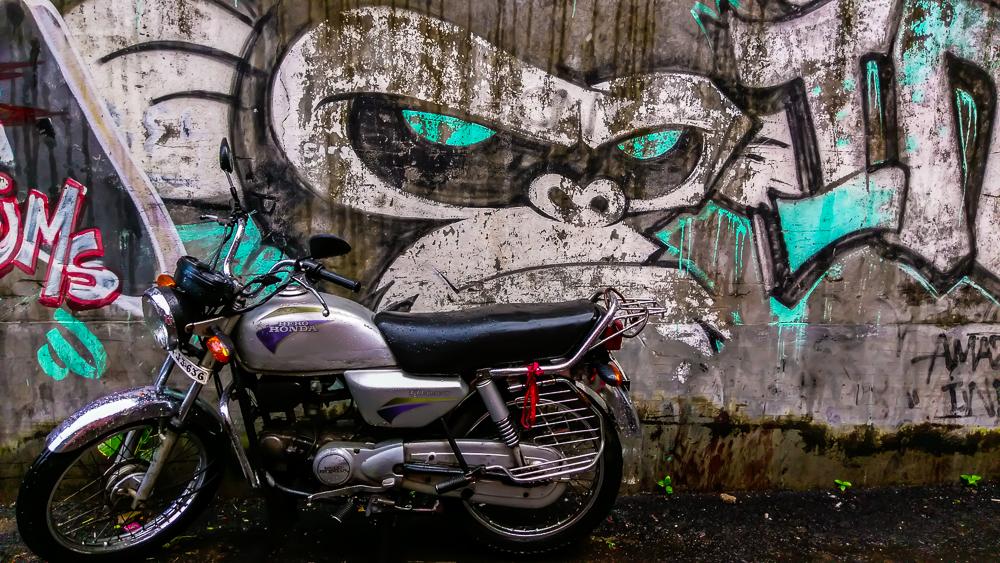 Kolkata street art, Kolkata street art festival, Kolkata kyd street, Kolkata graffiti