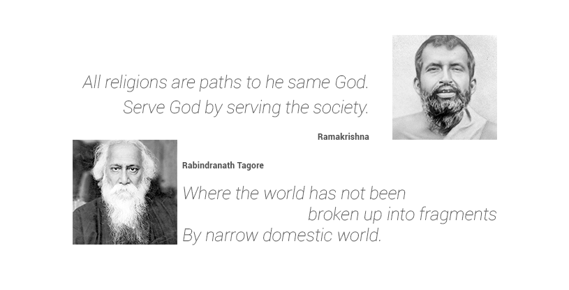 tagore ramakrishna interfaith dialog