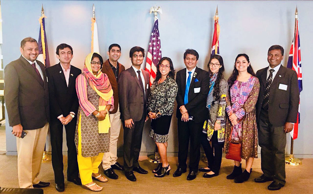 Amber Khan, IVLP, AK Consulting