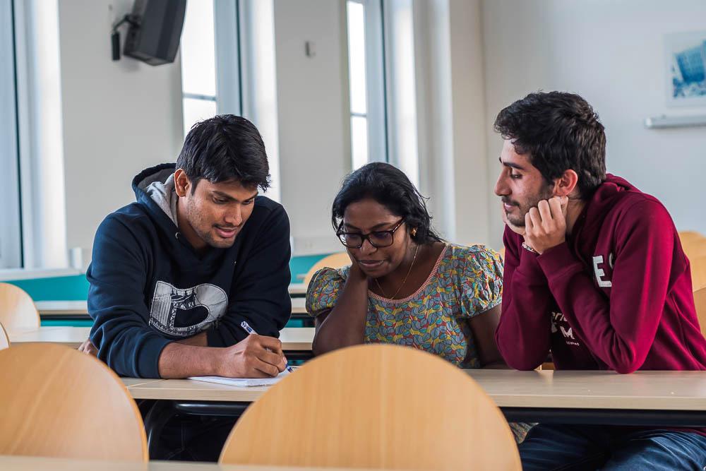Sai Srinivas, Sujitha Pushpanatham, Madhu Thatikonda, OVG Universitat Magdeburg
