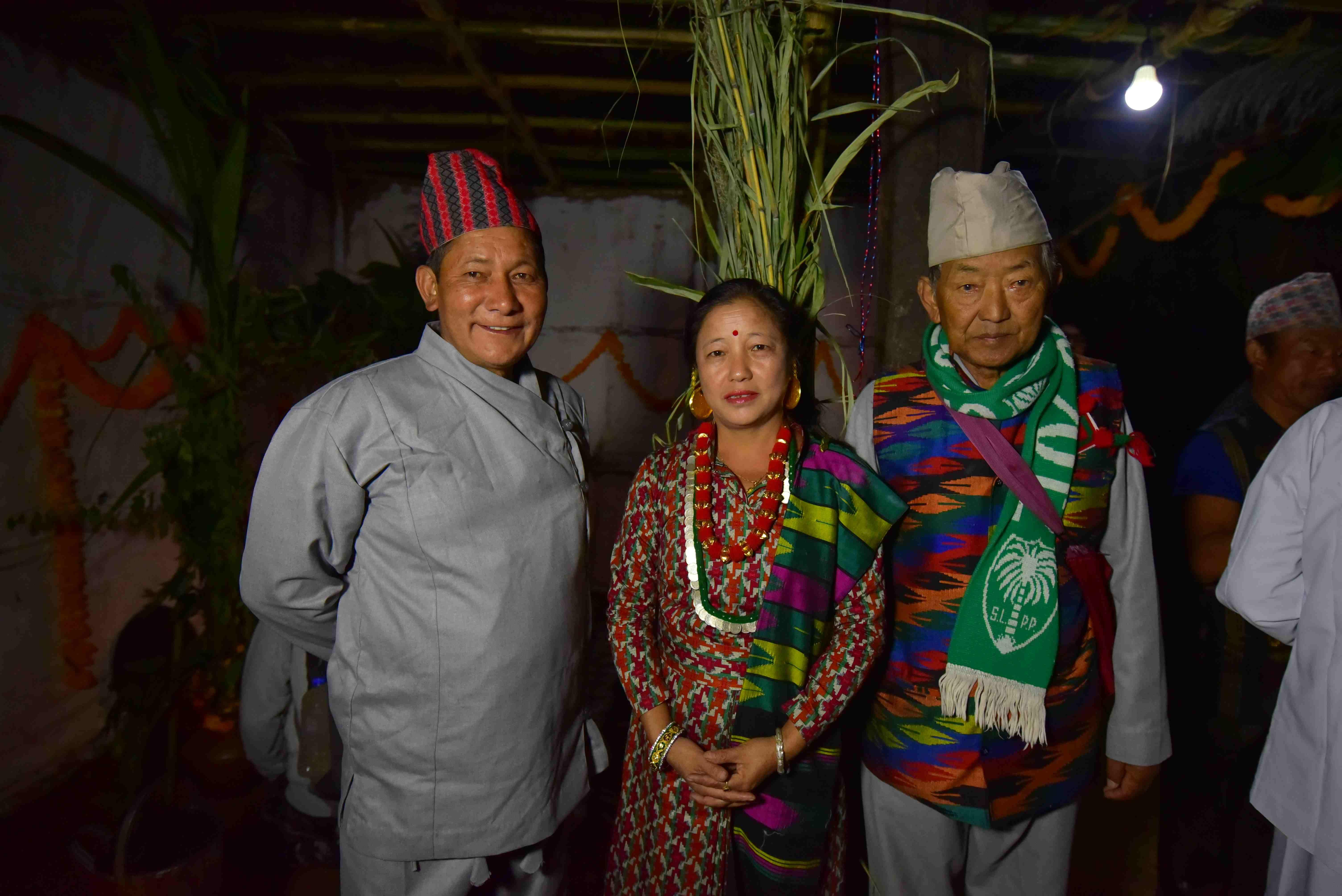 limbu culture in sikkim