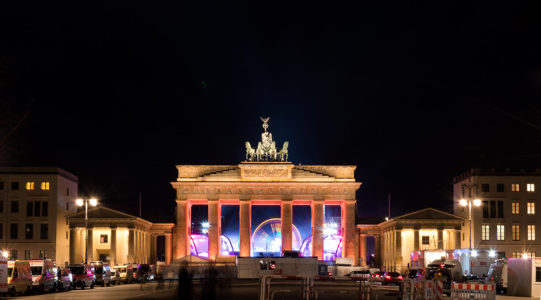 Brandenburg tur, Berlin gate