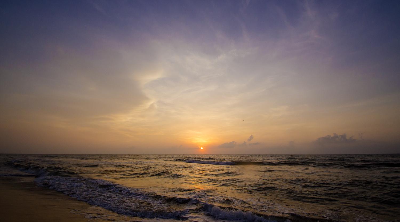 Chennai rise sun