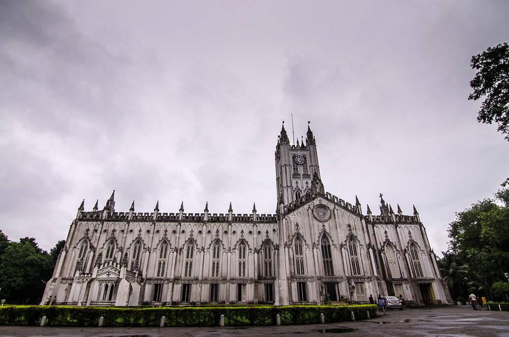 St. Pauls Cathedral Calcutta
