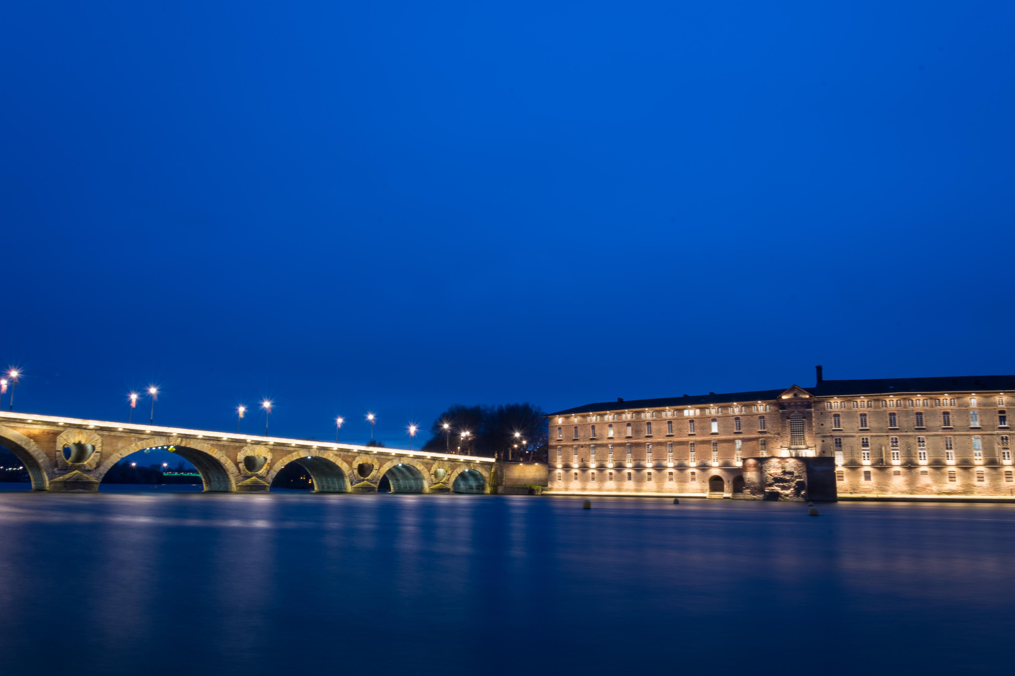 Pont Neuf night