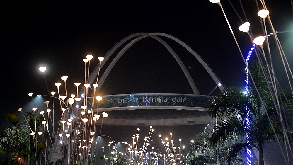 kolkata gate, biswa bangla gate