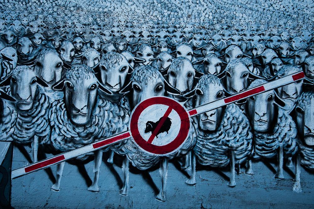 Cologne Street Art.