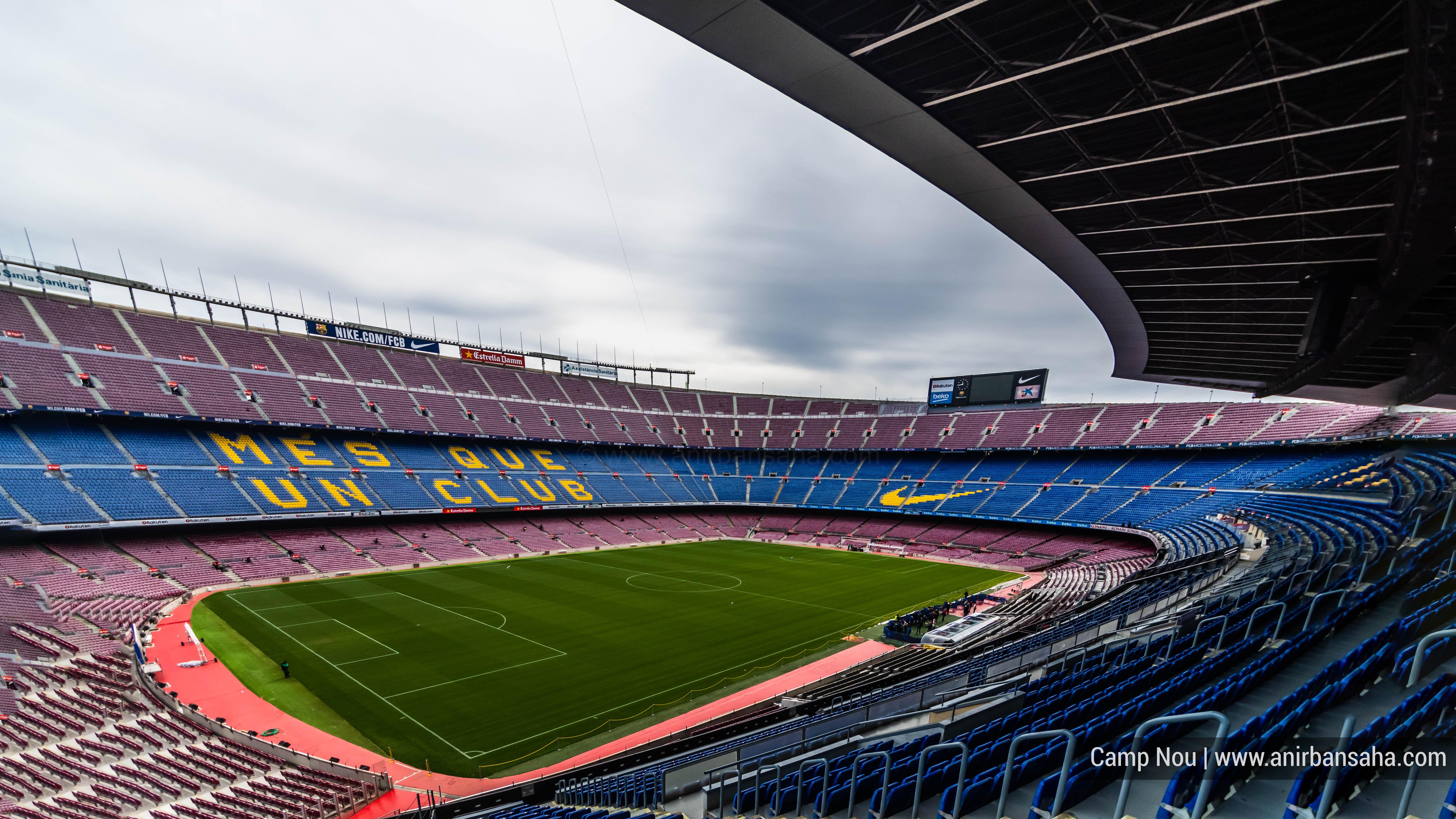 Camp Nou experience | Barcelona 2018