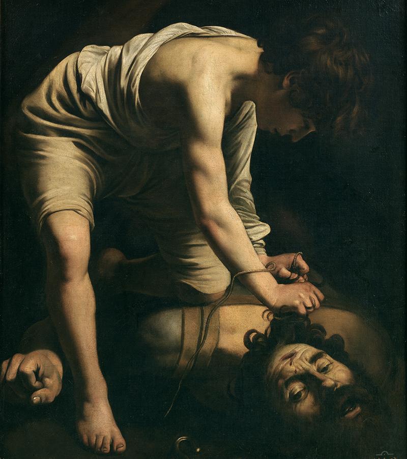 David and Goliath (Caravaggio)