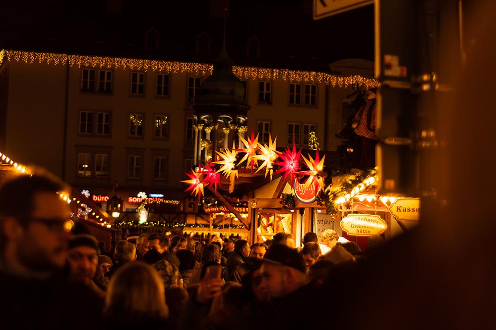 Christmas Market Magdeburg, Magdeburg Indians