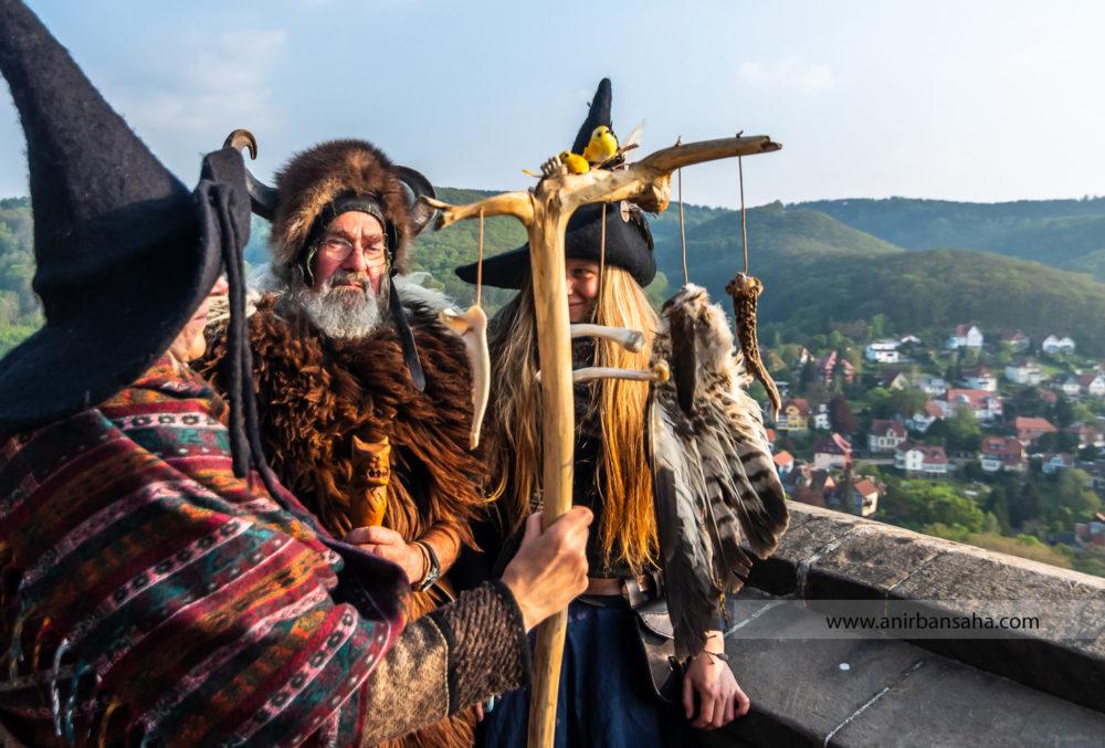 Walpurgisnacht at Wernigerode